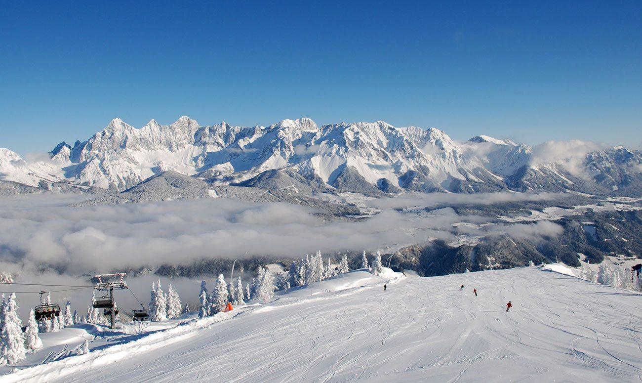 Skiurlaub im Skigebiet Fageralm